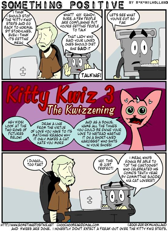 Getting Catty