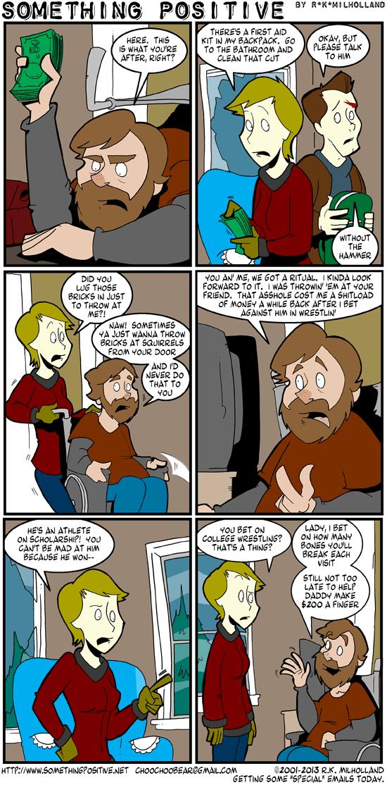 Betting Man