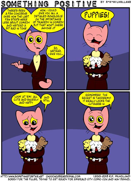 Cuddlesome