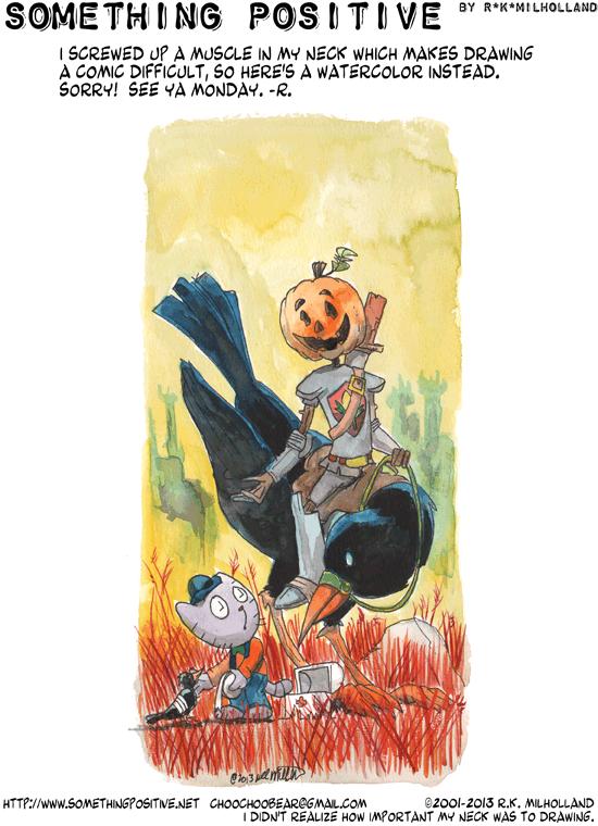 The Knight-o-Lantern