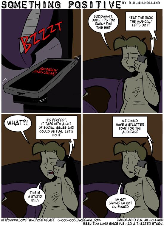 Genesis of a Bad Idea