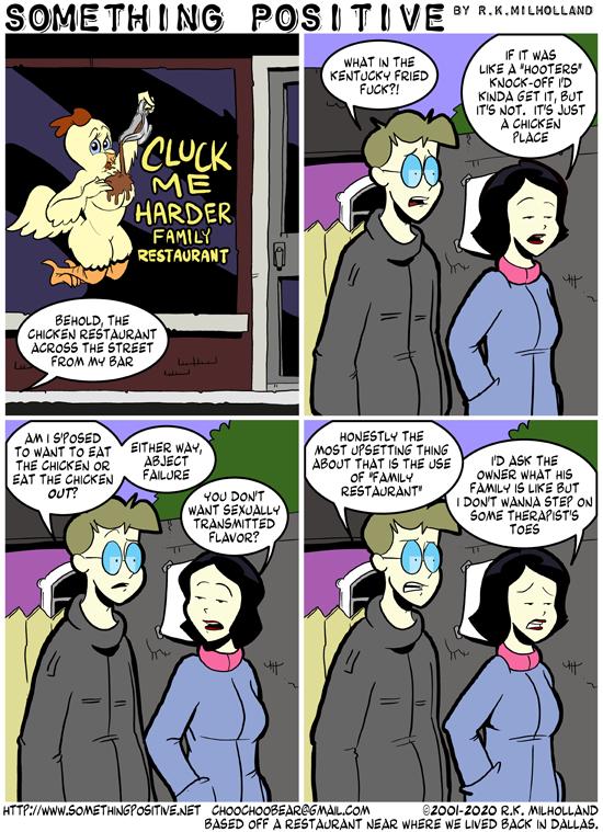 Cluck Cluck